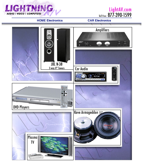 Thunder Audio Video Online Since 1995