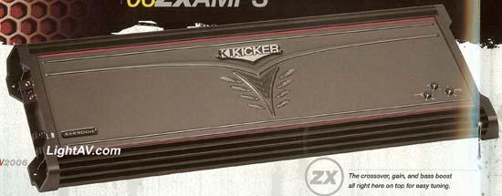 Kicker amplifiers lightav 877 390 1599 kickerampamplifier class d amplifiers sciox Image collections