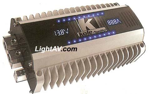Power amplifier kole audio